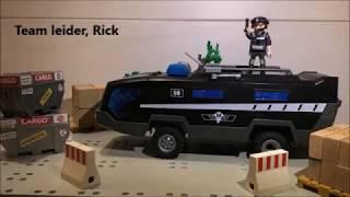 Playmobil Politie serie, #1 ( nederlands )