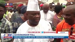 LIVE UPDATES: OSUN GOVERNORSHIP ELECTION...watch & share...!