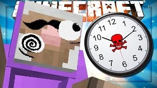 WE'RE RUNNING OUT OF TIME!! (Minecraft Machinima)