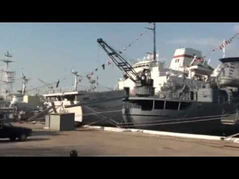07-25-2010 Part 24 of 31 – Docks of Sevestopol, Crimea, Ukraine.wmv