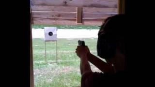 Qik - Friend shooting Bersa 9mm by callmex