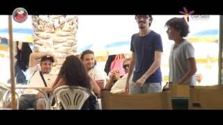 Burle & Birbe -  Clip5 - Stabilimento Stella D'Oro - Alba Adriatica - Il bambino sotto sabbia