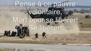 "Chant Militaire - ""Le Volontaire"" [paroles]"