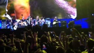 Metallica - Am I Evil? (with Megadeth and Anthrax) @ Ullevi Stadion (Göteborg, 03/07/2011)