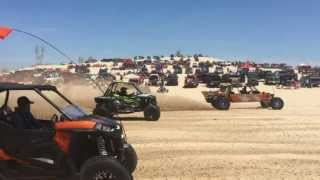 OSP Racing FOX xp 1000 at silver lake sand dunes