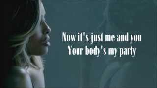 Ciara - Body Party (Lyrics)
