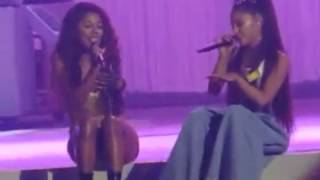 Ariana Grande - Better Days ft. Victoria Monet (Mohegan Sun, Connecticut 2-17-17)