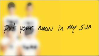 WALK THE MOON - Come Under The Covers (Lyrics)