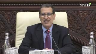 Conseil du gouvernement du 05 septembre 2019 : Allocution du chef du gouvernement