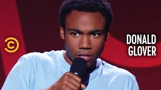 Donald Glover - Advice from Tracy Morgan