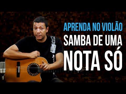 Tom Jobim - Samba de Uma Nota Só