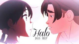 DGS • Halo