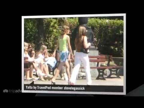 """""""Ukraine's Greatest Beach Resort…..with no beach"""" Stevelegassick's photos around Yalta, Ukraine"""