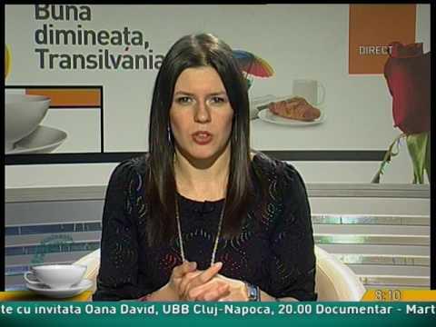 Buna dimineata Transilvania din 23 februarie 2017