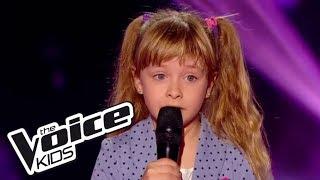 The Voice Kids 2014 | Gloria - La Vie en rose (Edith Piaf) | Blind Audition