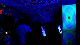 Age of Aquarius - psytrance párty ve Vile Flora