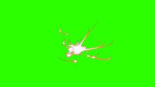 Partículas Coloridas #2 - Colorful Particles #2 [Fundo Verde - Green Screen]