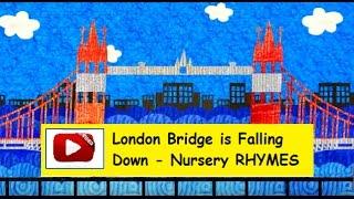 London bridge is falling down - English Nursery Rhymes HD