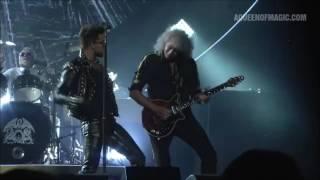 Queen + Adam Lambert - Stone Cold Crazy