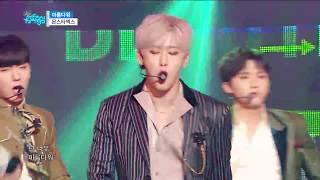 【TVPP】 MONSTA X – Beautiful , 몬스타엑스 – 아름다워 @Show Music Core