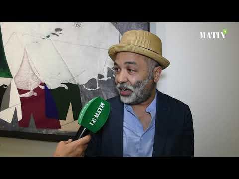 Video : Institut Français de Rabat : Echange entre l'art du pinceau et celui de l'écriture