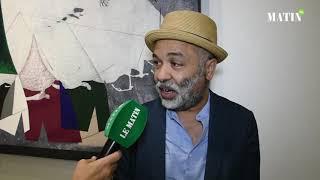 Institut Français de Rabat : Echange entre l'art du pinceau et celui de l'écriture