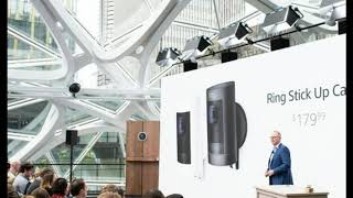 Amazon's 'Ring' Security Cameras Plagued By Privacy Issues, Employee Snooping
