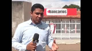 Assalto à agência bancária em Abel Figueiredo
