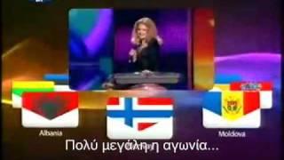 Eurovision and Kwstas Bernikos