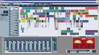 Cubase Sx 1 Megamix 80 et 90 French Willy Deejay (inédite)