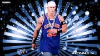 WWE JOHN CENA THEME SONG (BASIC THUGANOMICS)