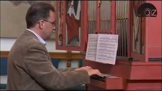 Gavotte (Allegro) (uit Orgelconcert in g) - G. F. Händel | Martin & Martin