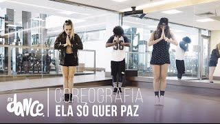 Ela Só Quer Paz - Projota - Coreografia | FitDance - 4k