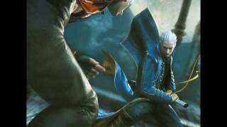 Devil may cry 3 Original Soundtrack - Mission 7 (Dante vs Vergil)