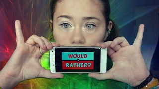 Would You Rather !!!!