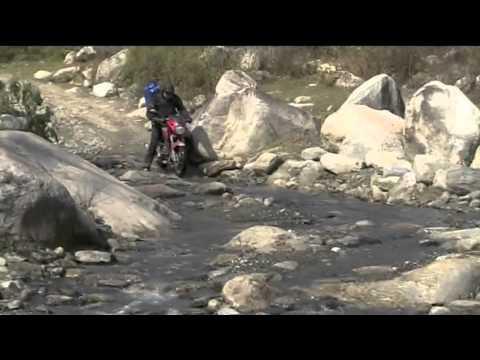 """Biketour 2010 """" Nepal  II """" www.motorbike-tour.com"""