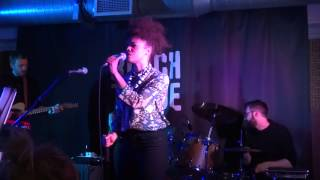 Andreya Triana - The Changing  Shapes Of Love - Rough Trade East 7th May 2015