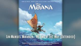 Moana - We Know The Way (Extended)