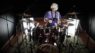 Samuel Barbosa - Drum Cover ( Amiri - Apollo)