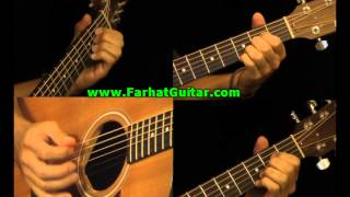 Wish you were here - Pink Floyd - Part 1 www.FarhatGuitar.com