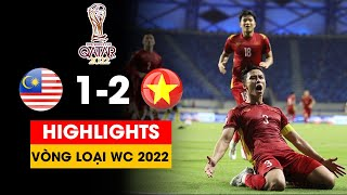 Highlights Malaysia vs Việt Nam | Tiến Linh - Quế Ngọc Hải Thi Nhau Tỏa Sáng, VN Vững Ngôi Đầu Bảng