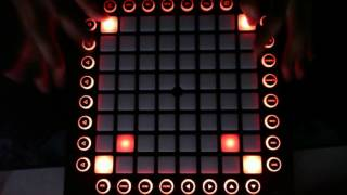 Defqwop - Heart Afire (feat. Strix) [Launchpad Pro Cover]