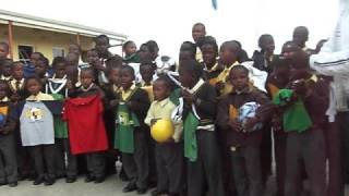 South African Children Singing