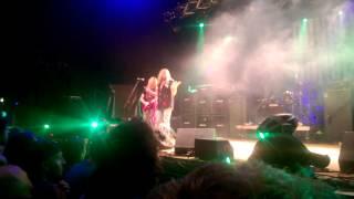 Danger Danger - Crazy Nites (Live Trezzo Sull'Adda - 3/5/2014)