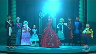 Abertura Elena de Avalor Mundo Disney SBT