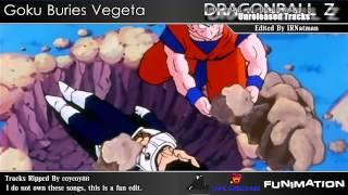 DBZ Funimation - Goku Buries Vegeta Theme - Faulconer [HD]