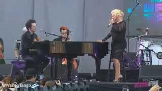 Christina Aguilera & A Great Big World - Say Something (Live @ Wango Tango 2014)