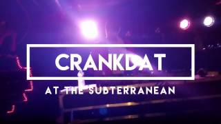 Crankdat Live @ The Subterranean 4/14/17 Part 7 - Fuel Tank/Deep Down Low