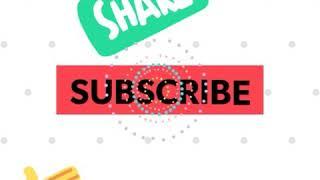 Tulisan subscribe kuu okkk!!!