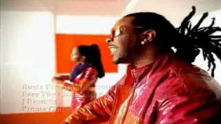 Busta Rhymes Ft. Rah Digga - Betta Stay Up In Your House (Offical)